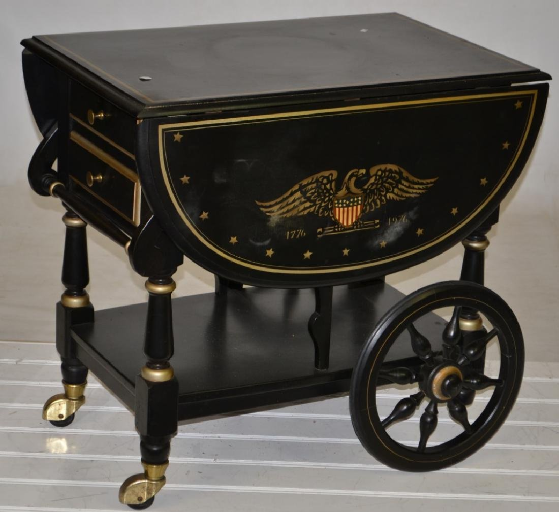 Bicentennial Tea Cart