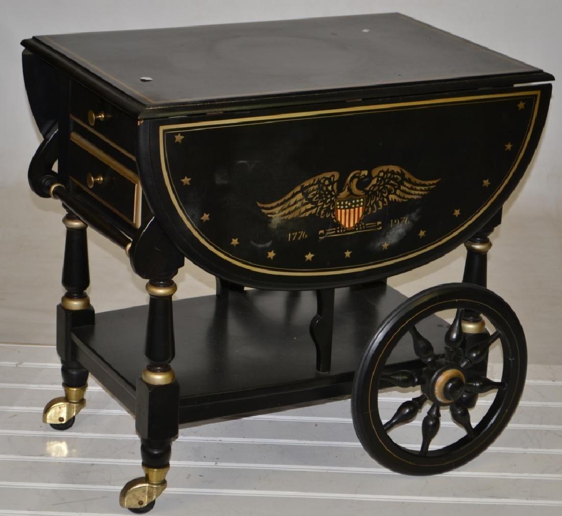 Bicentennial Tea Cart
