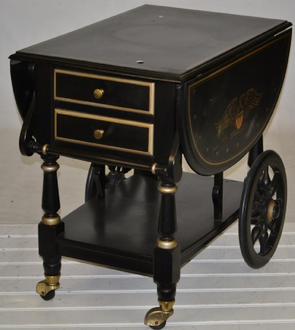 Bicentennial Tea Cart - 2