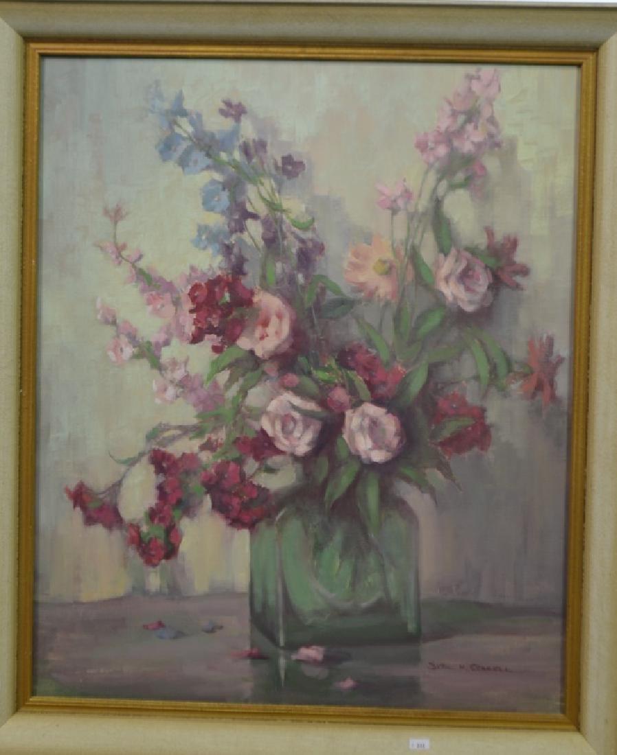 Still Life on Canvas