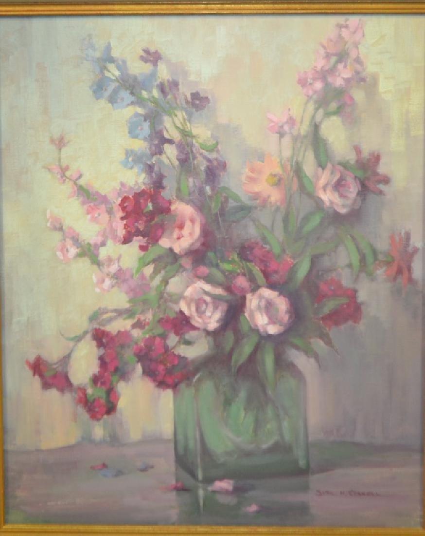 Still Life on Canvas - 2