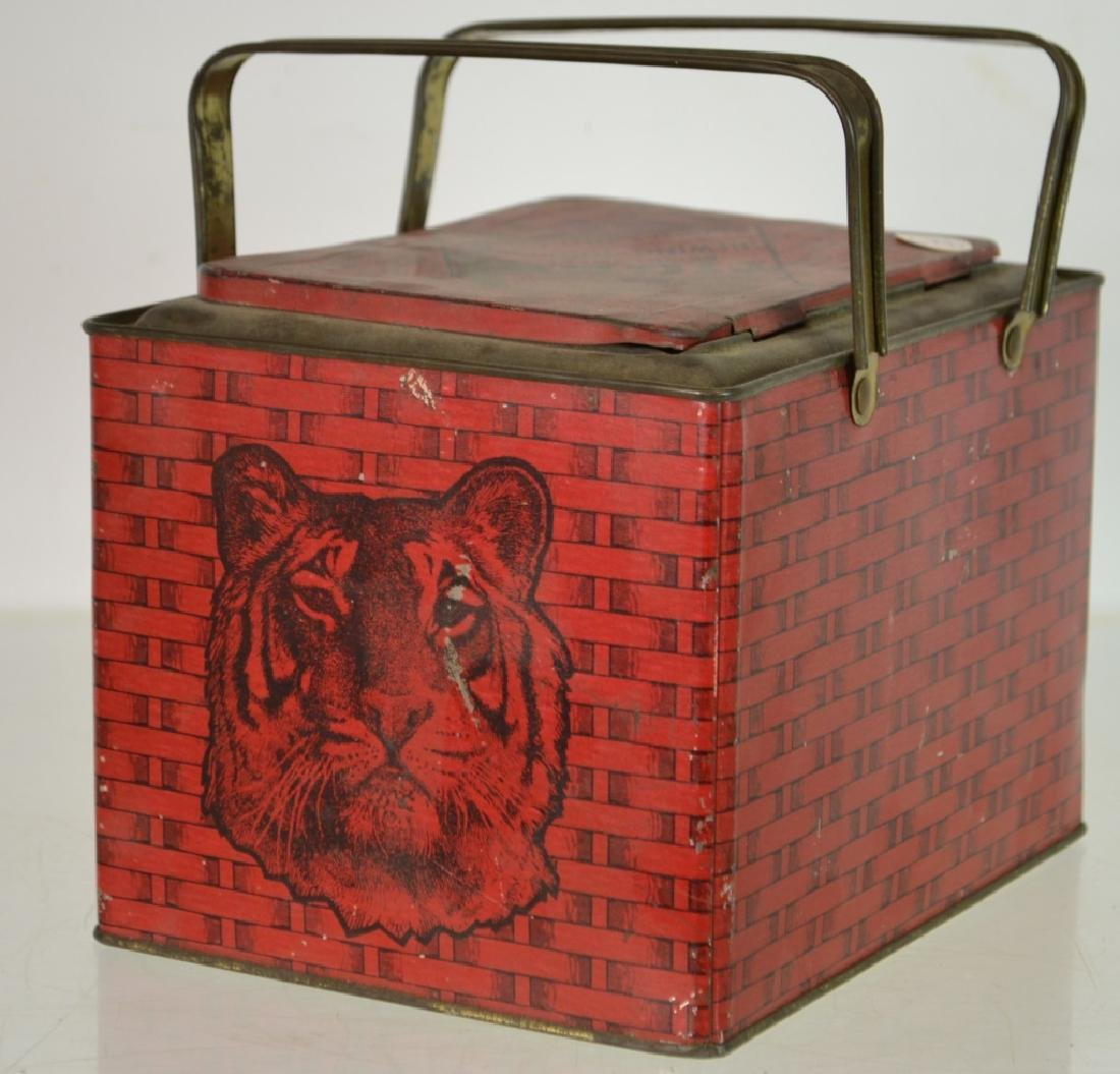 Tiger Bright Sweet Tobacco Tin