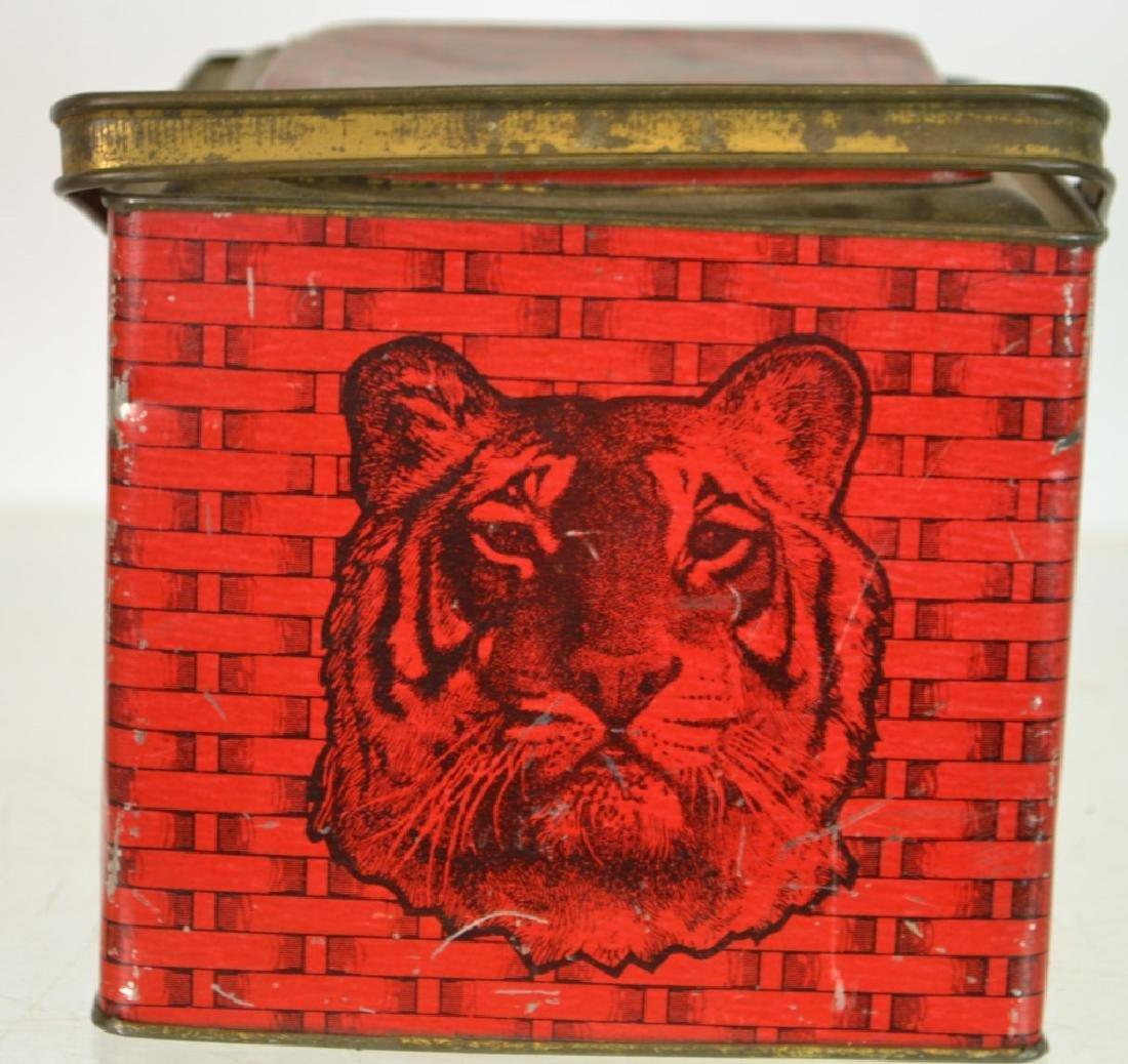 Tiger Bright Sweet Tobacco Tin - 2
