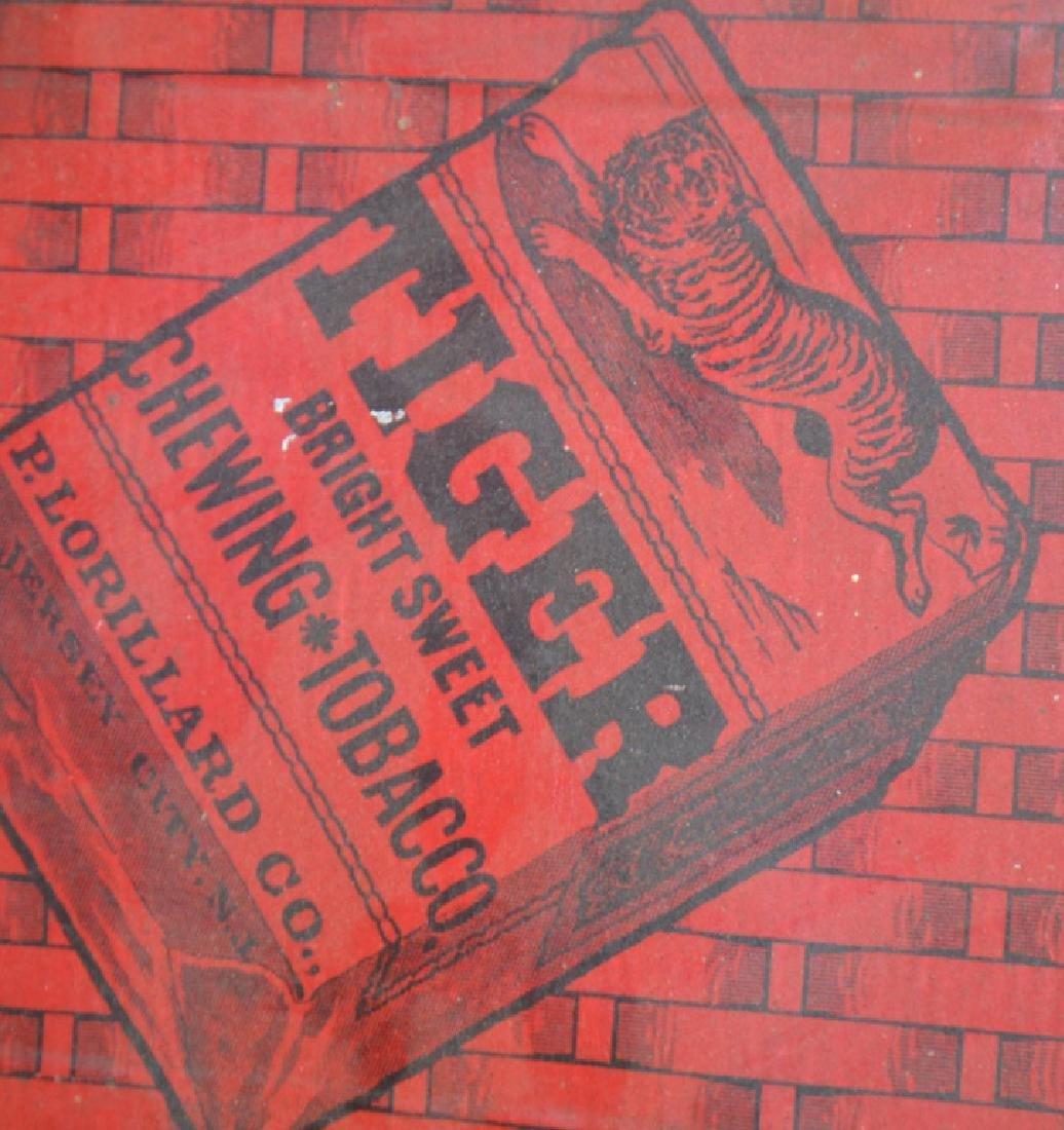 Tiger Bright Sweet Tobacco Tin - 3