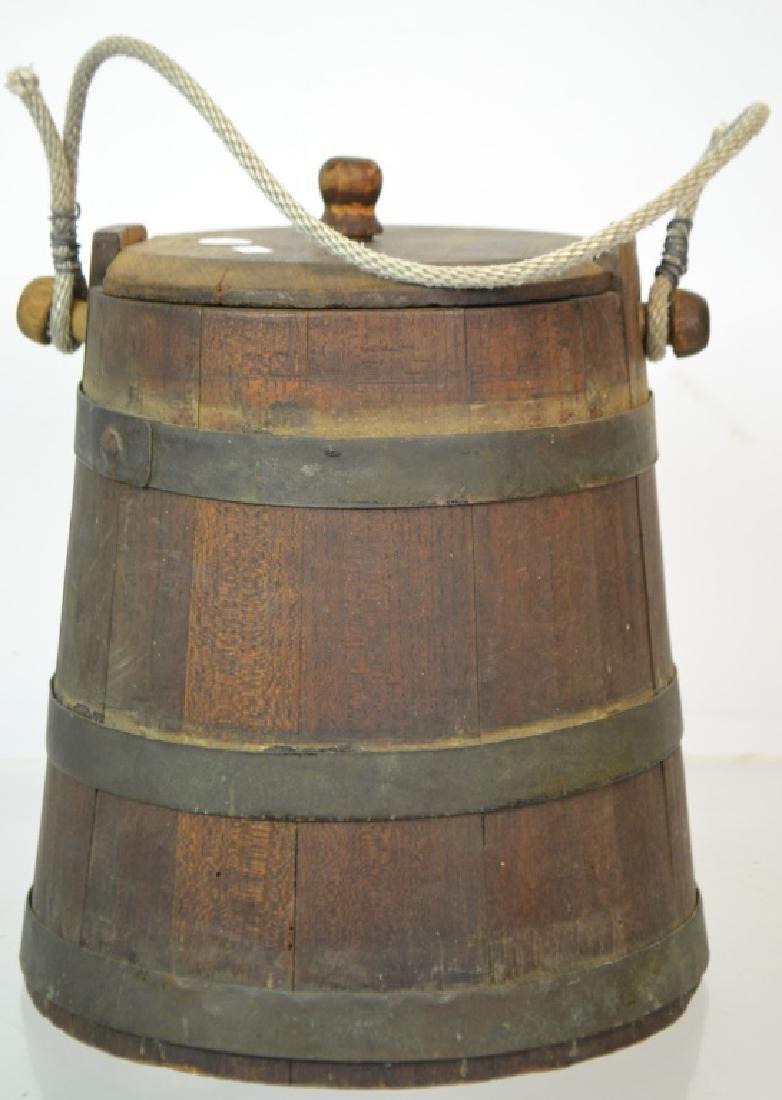19 Century Well Bucket