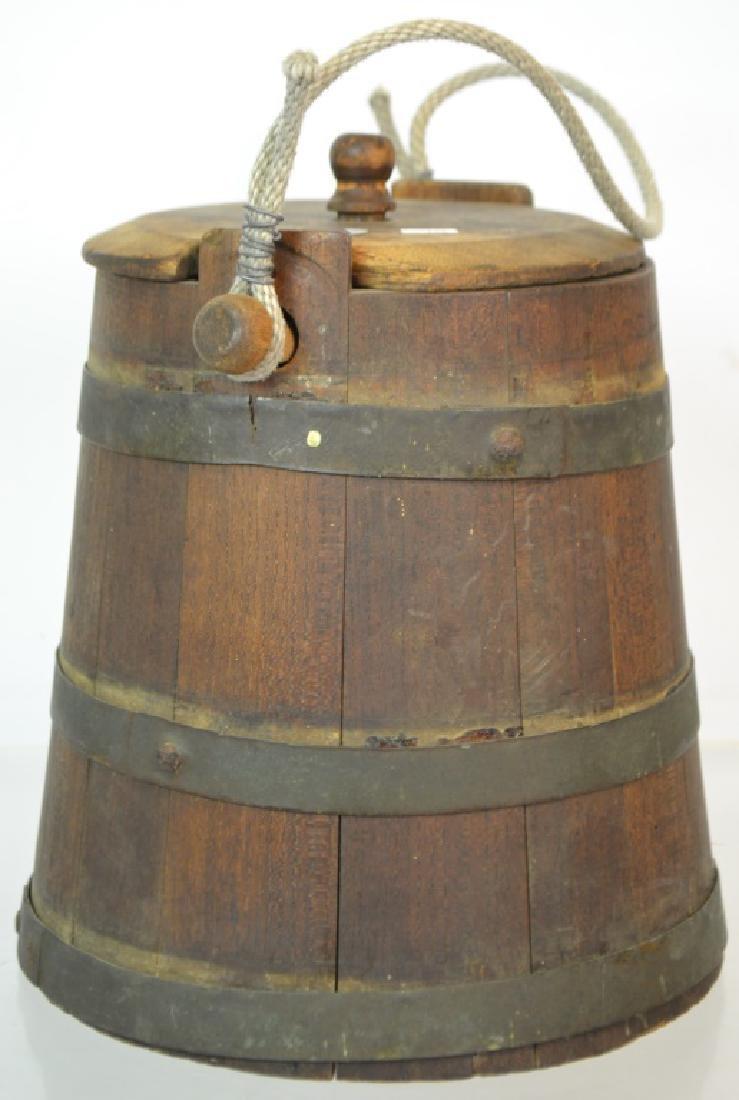 19 Century Well Bucket - 2