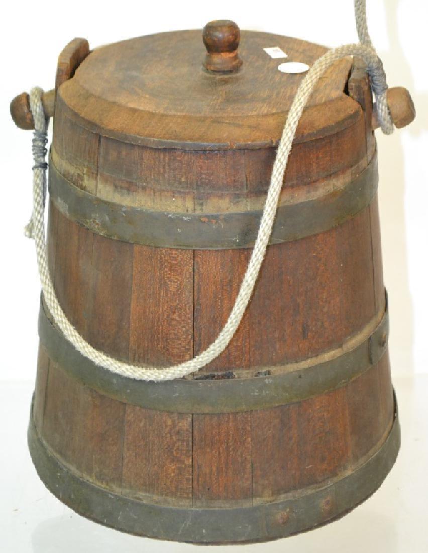 19 Century Well Bucket - 3