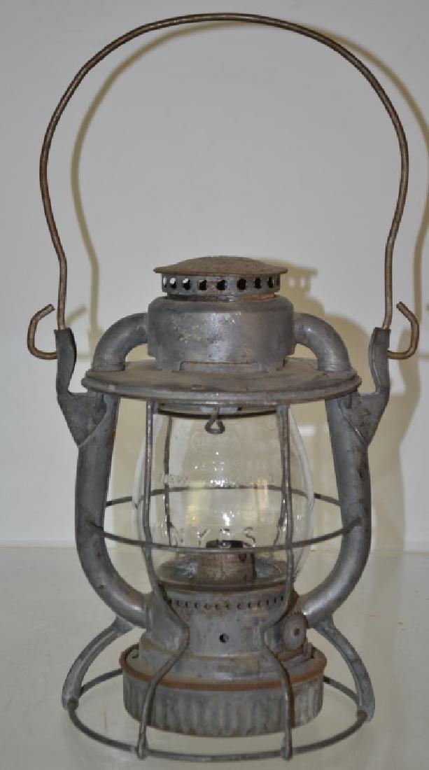 New York Central Railroad Lantern