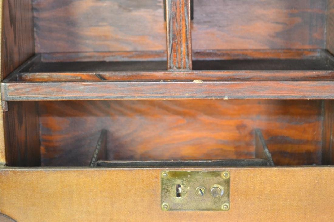 Vintage Pistol Competition Box - 2
