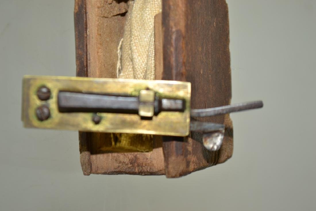 Early 19th Century Medical Bleeder in Case