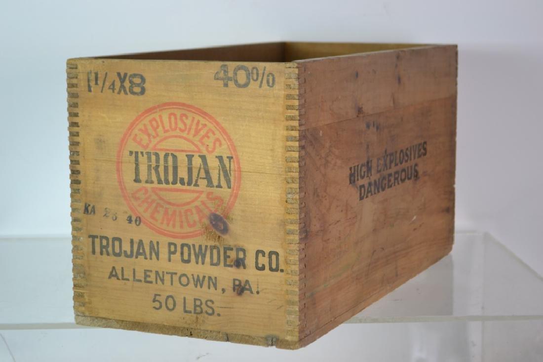 Trojan Explosive Powder Box