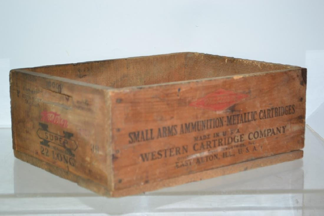 A Western Arms Cartridge Case