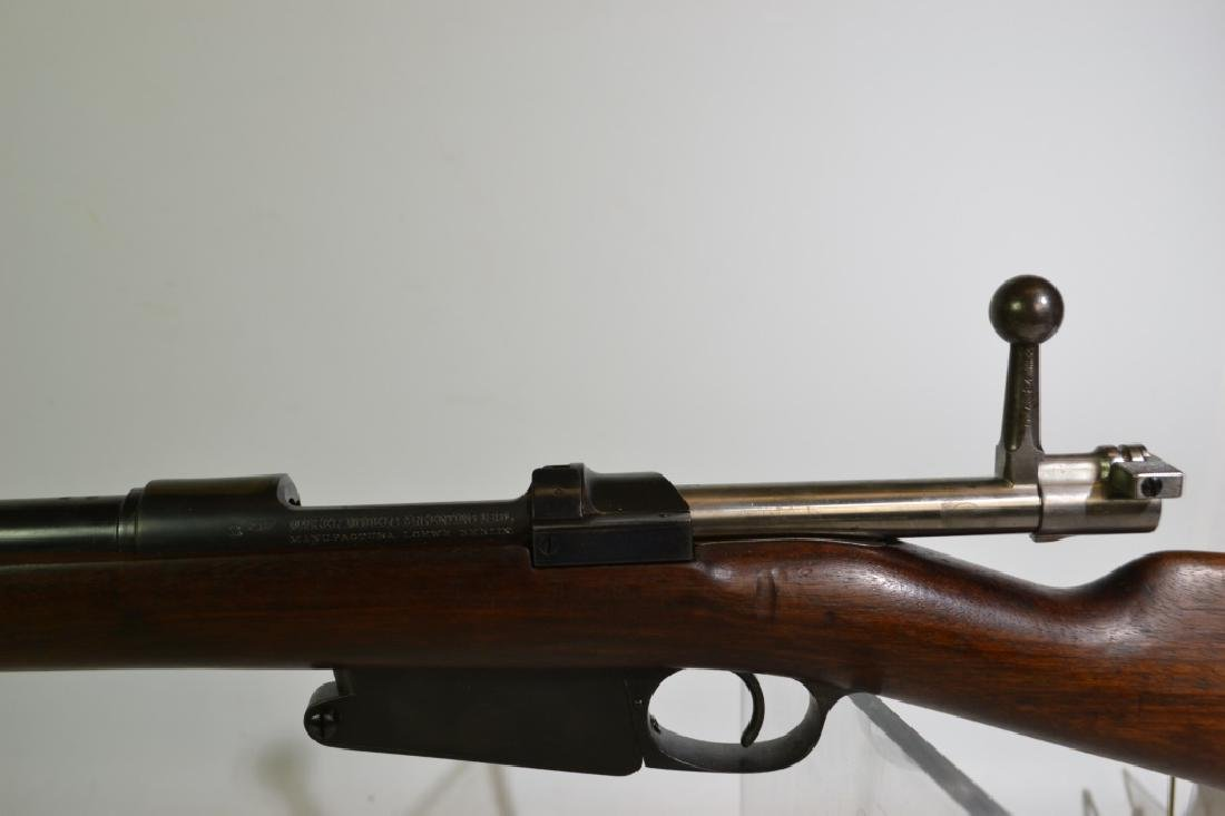 1891 Argentine Mauser with Bayonet