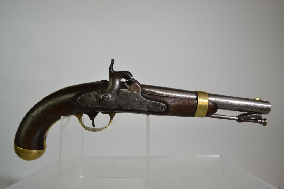 US Model 1842 Percussion Pistol