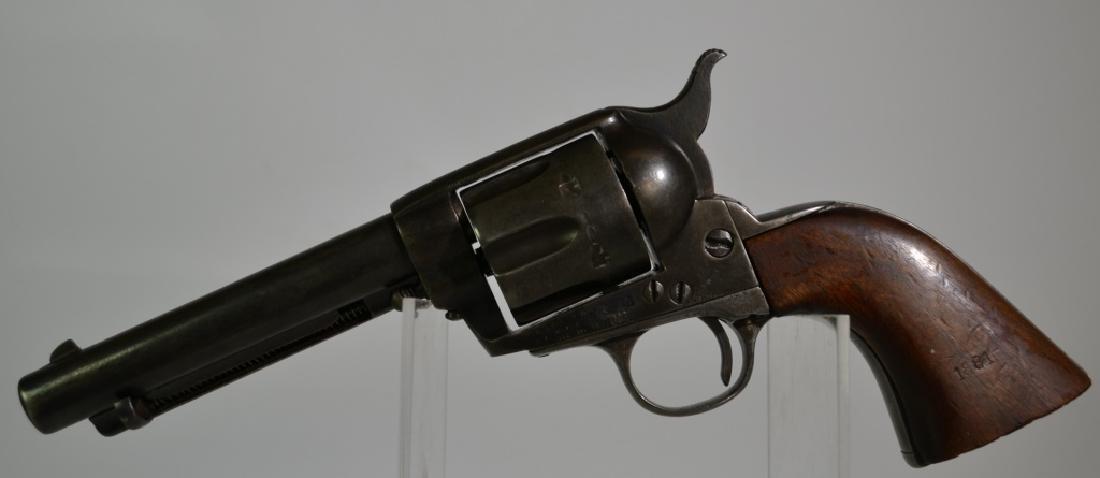 Colt Single Action Army Revolver Circa 1873
