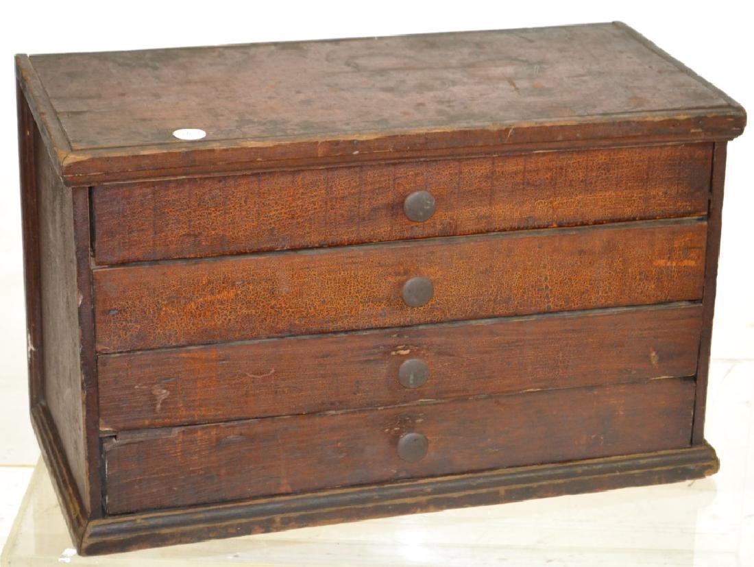 4 Drawer Spool Cabinet