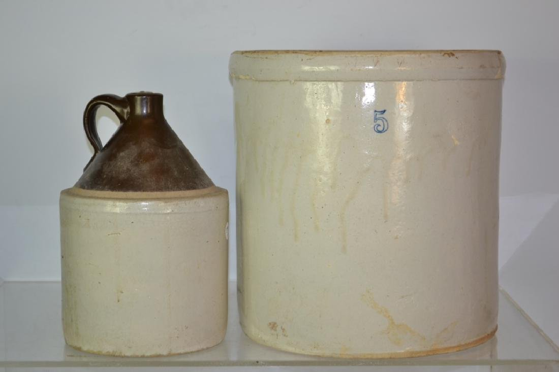 Stoneware Grouping