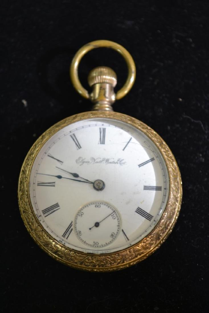 Elgin National Pocket Watch