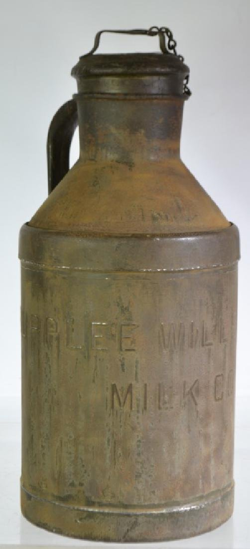 Supplee Milk Can