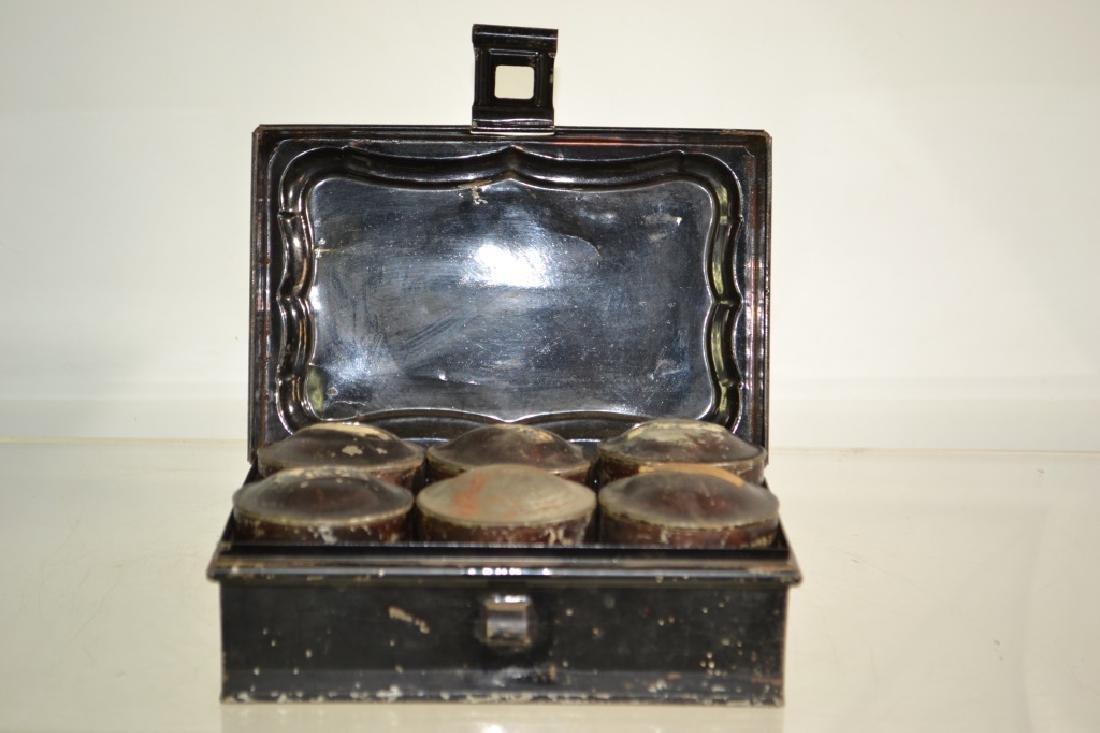 Spice Tin Box