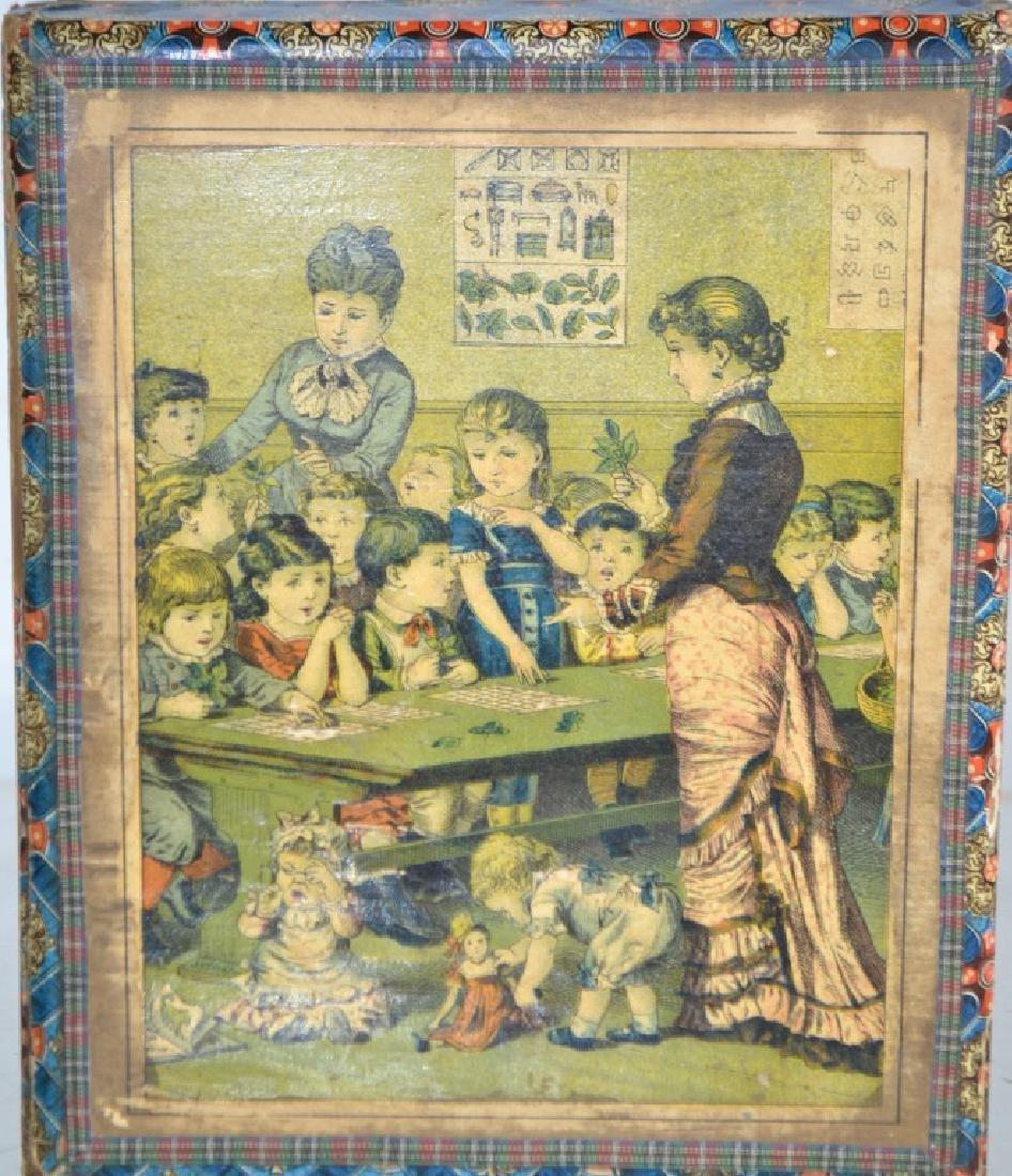 19th Century Block Puzzle