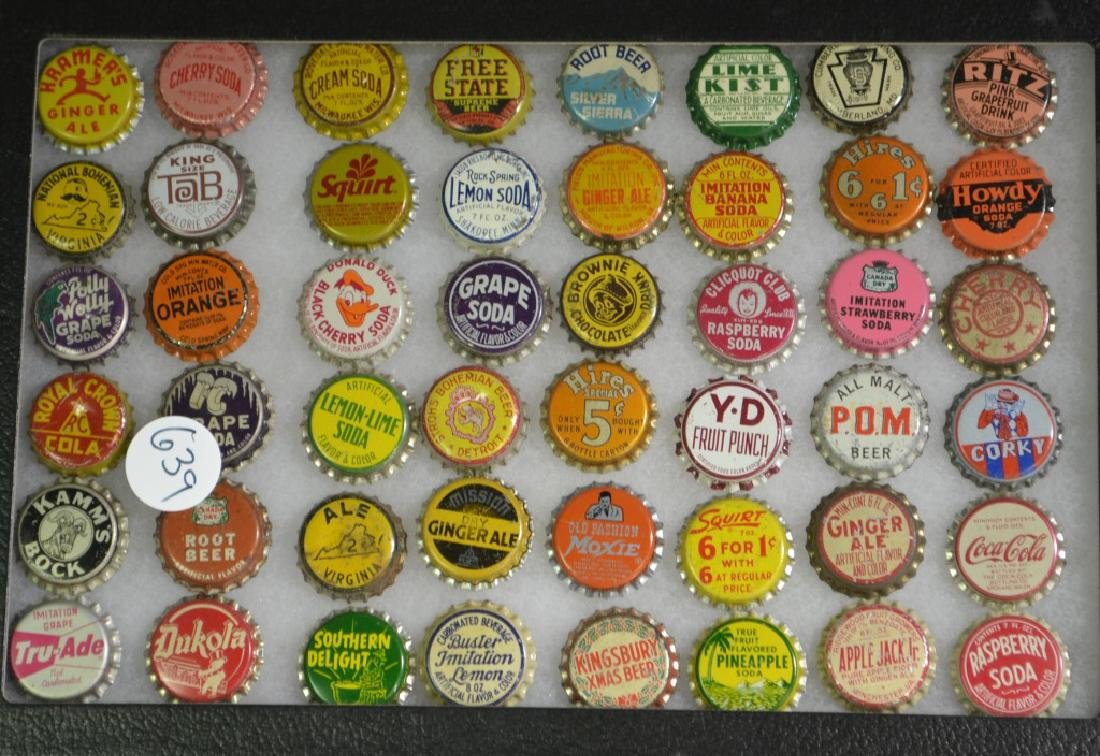 Bottle Cap Collection