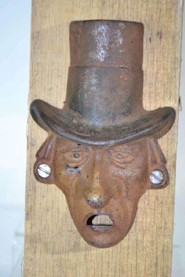 Cast Iron Walton Figural Bottle Opener