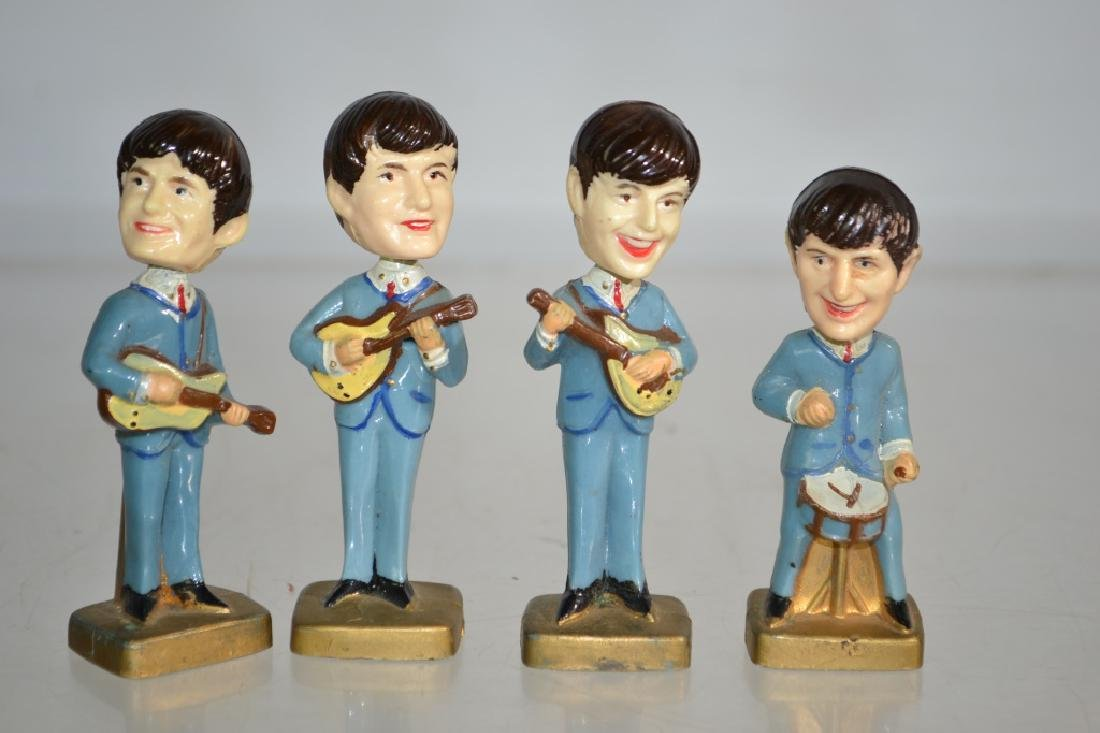 Circa 1964 Beatle Bobble Heads