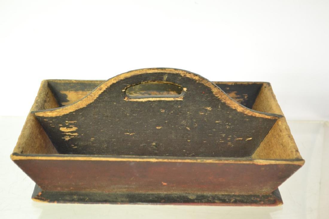 19th Century Cutlery Tray