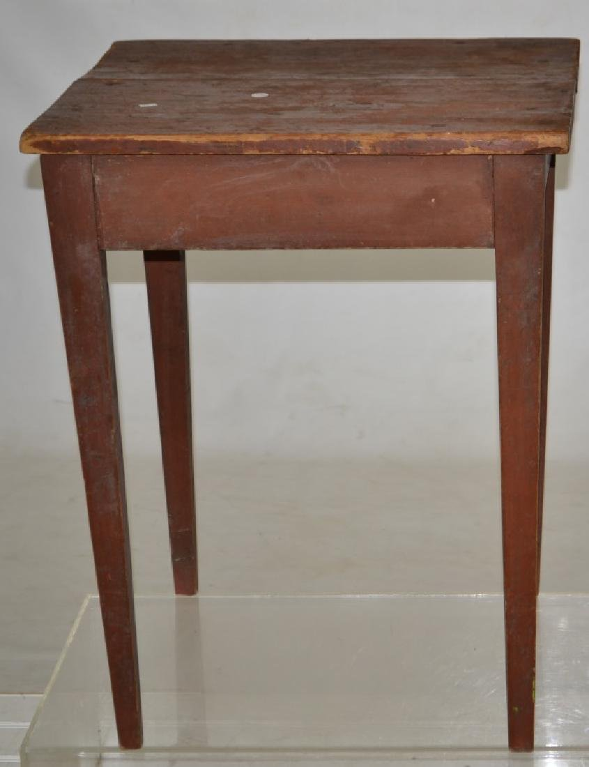 19th Century Country Work Table - 2