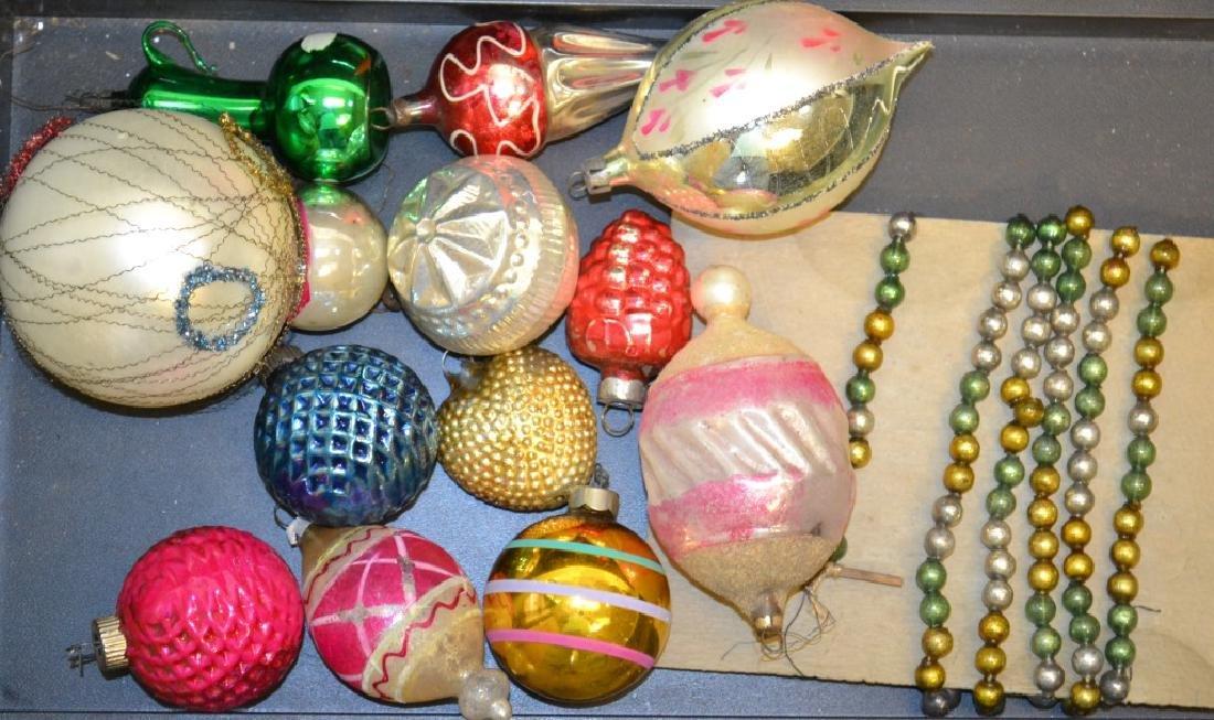 Christmas Ornament Grouping