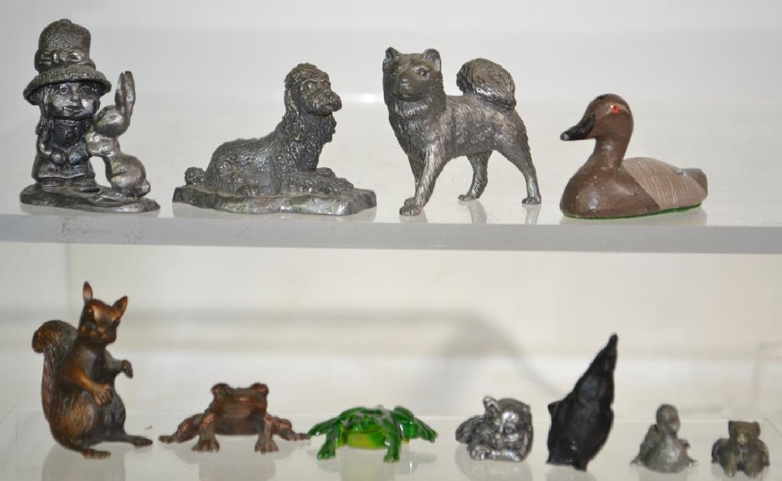 Pewter Animals and More