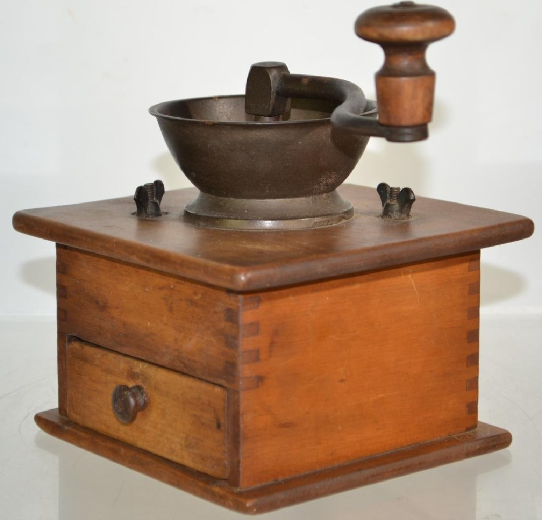 19th Century Coffee Grinder