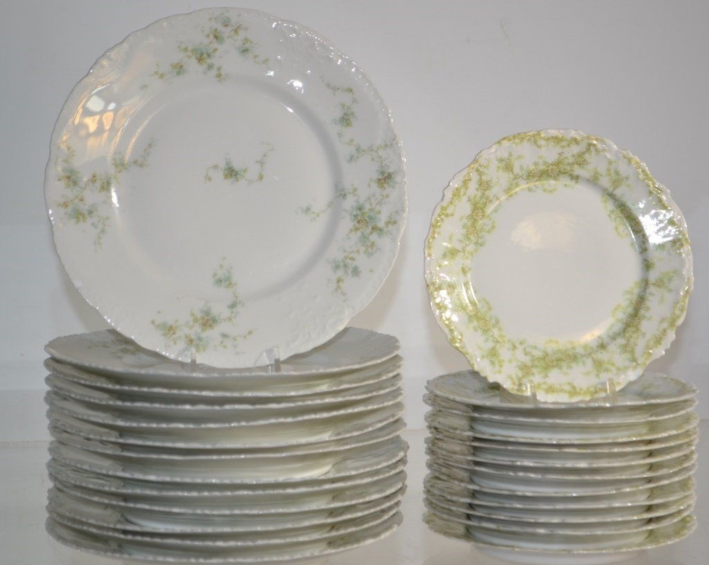 Limoges Salad Plates and More