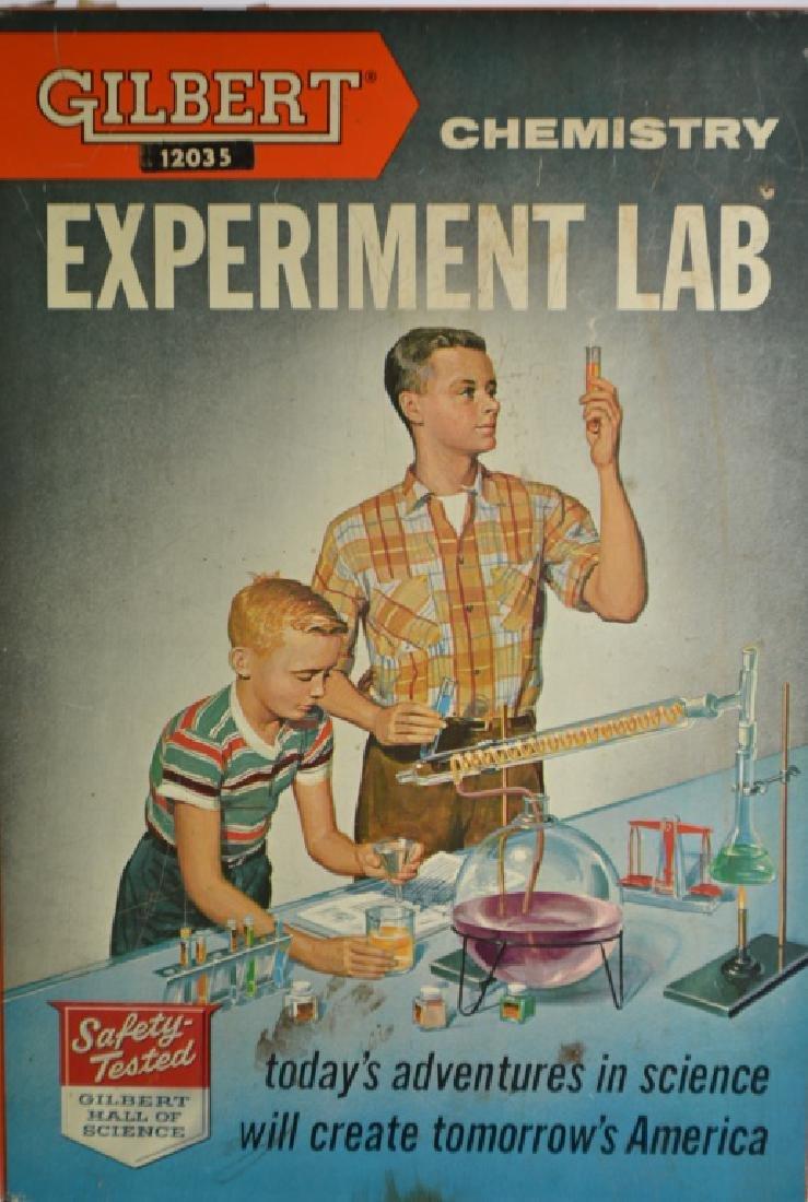Vintage Gilbert Laboratory Set