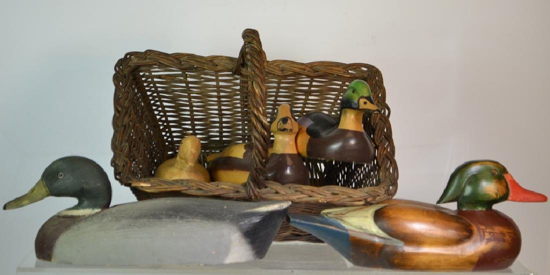 Basket of Decoys