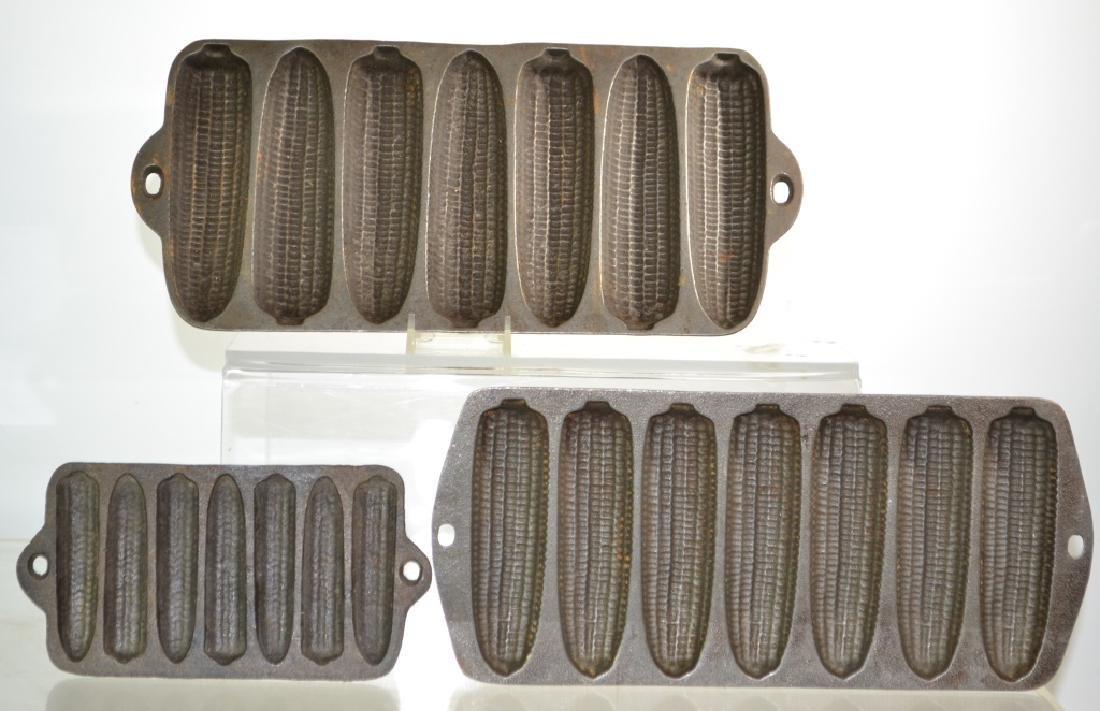 Cast Iron Corn Molds