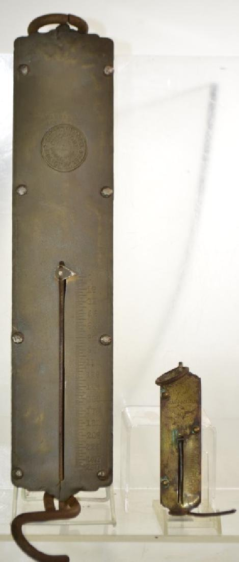 Hanging Brass Scales