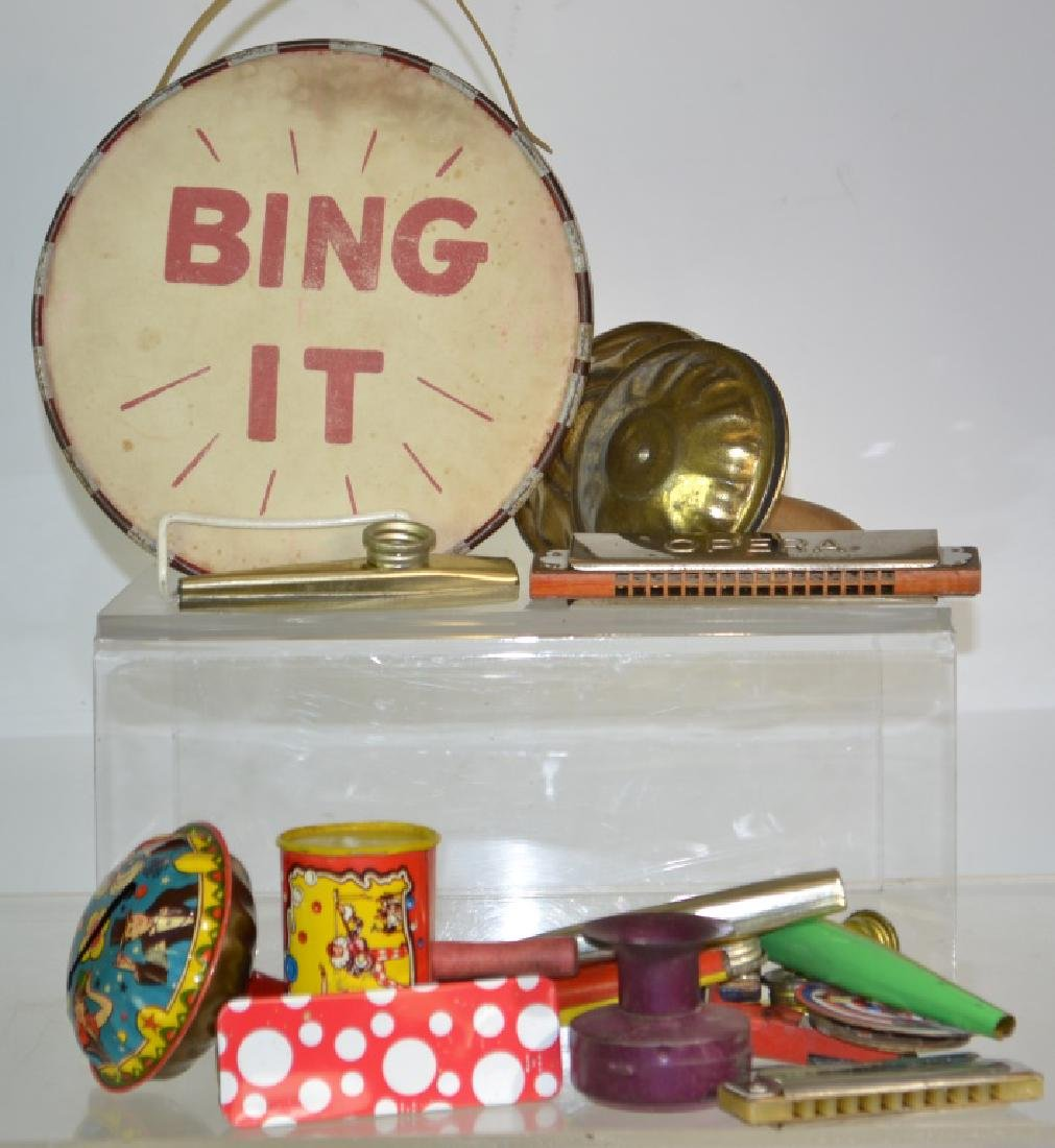 Tin Noise Maker Collection