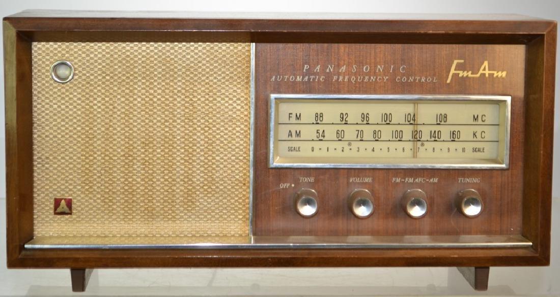 Panasonic Mid Century Radio