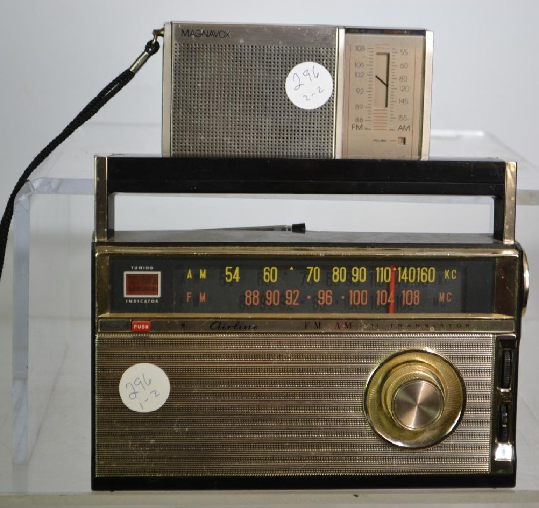 Two Transistor Radios