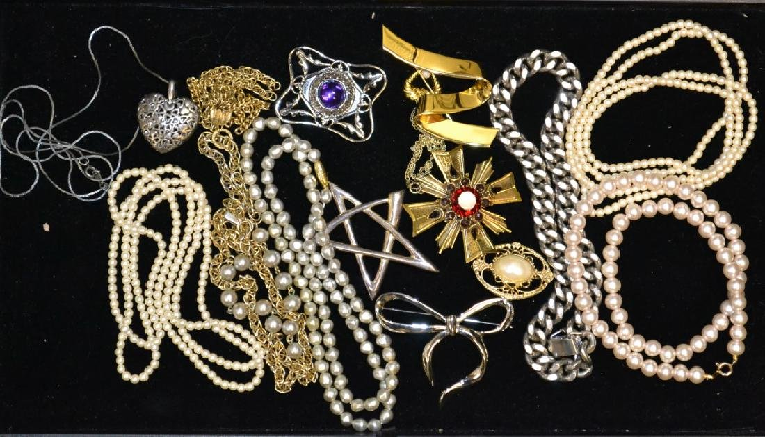 Necklaces and Brooches