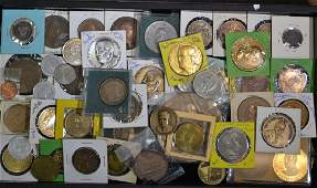 Medal and Token Collection