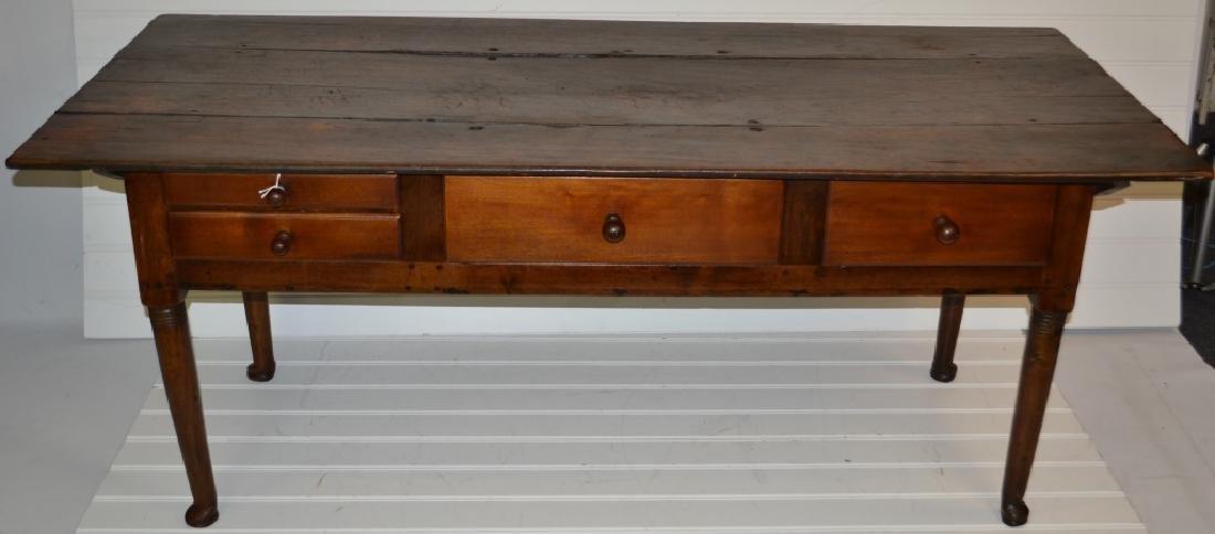 18th Century Farm Table
