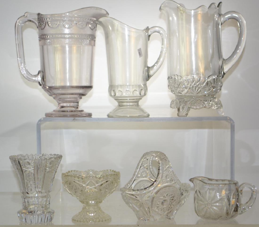 Victorian Water Pitchers and More