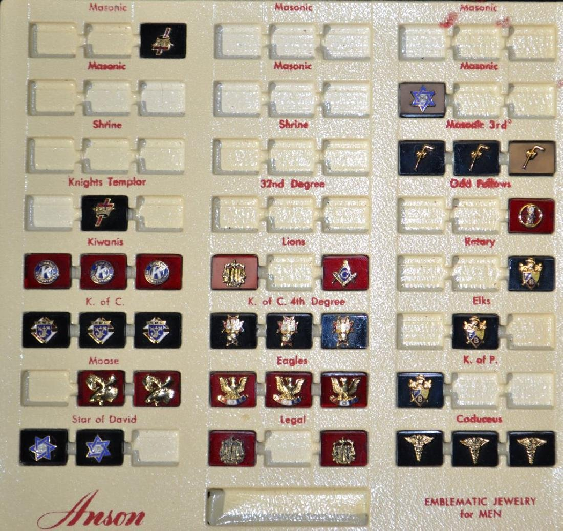 Anson Emblematic Grouping