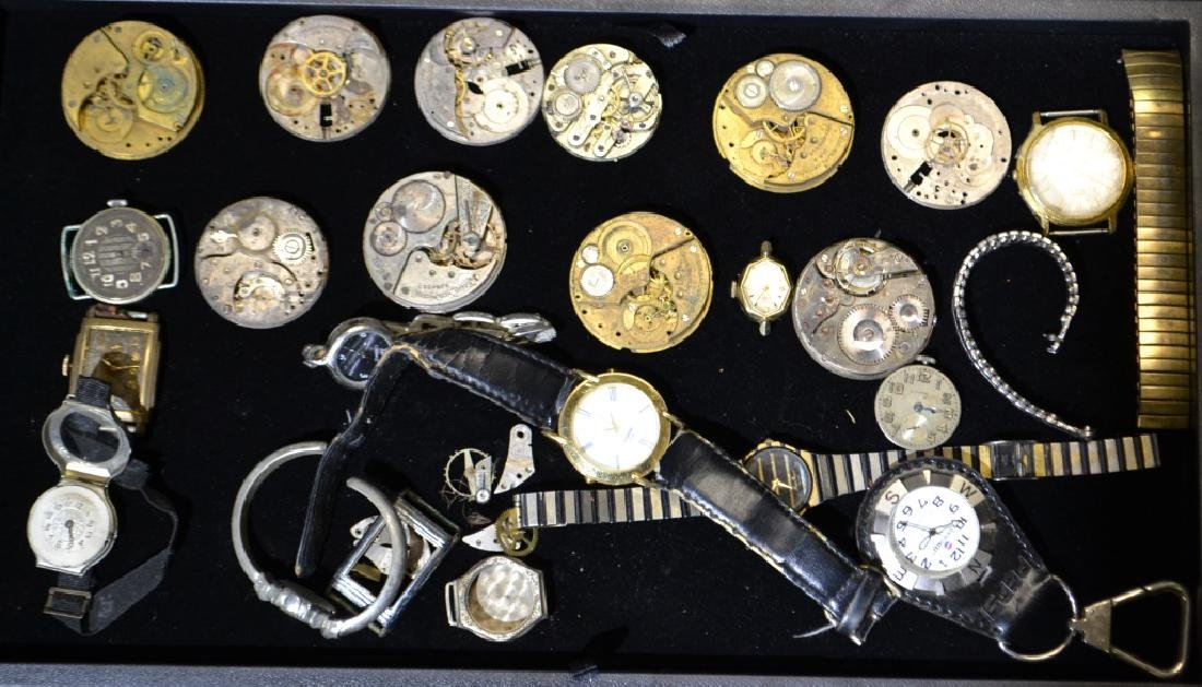 Watches and Movements