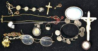 Victorian Jewelry Grouping