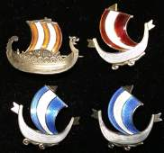 Danish Sterling Grouping