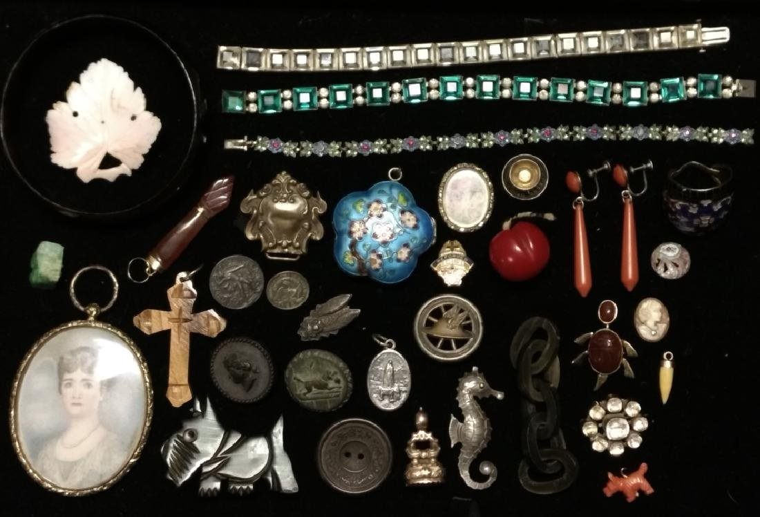 Quality Vintage Jewelry Grouping